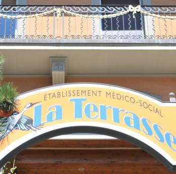 La Terrasse - façade