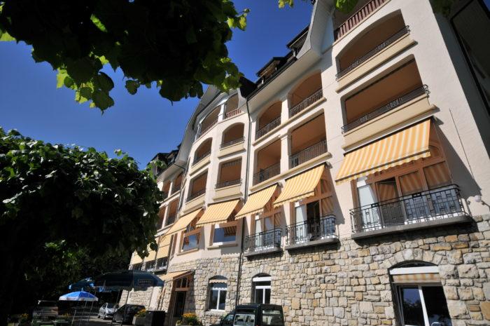 Joli Bois - façade